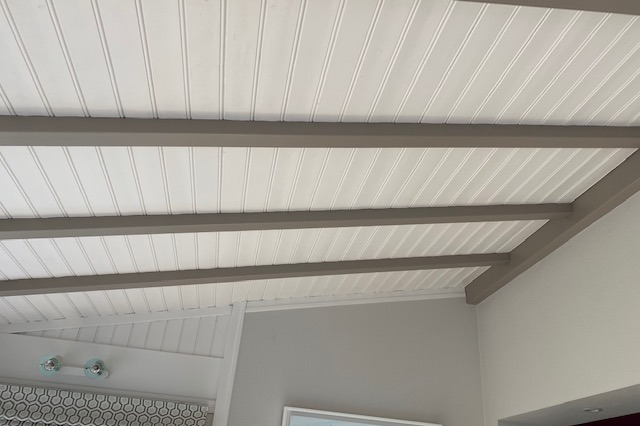 plafond lambris 2